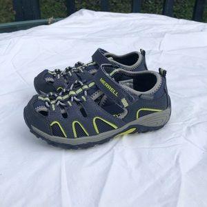 EUC Merrell Kids Sandals - Size 11M